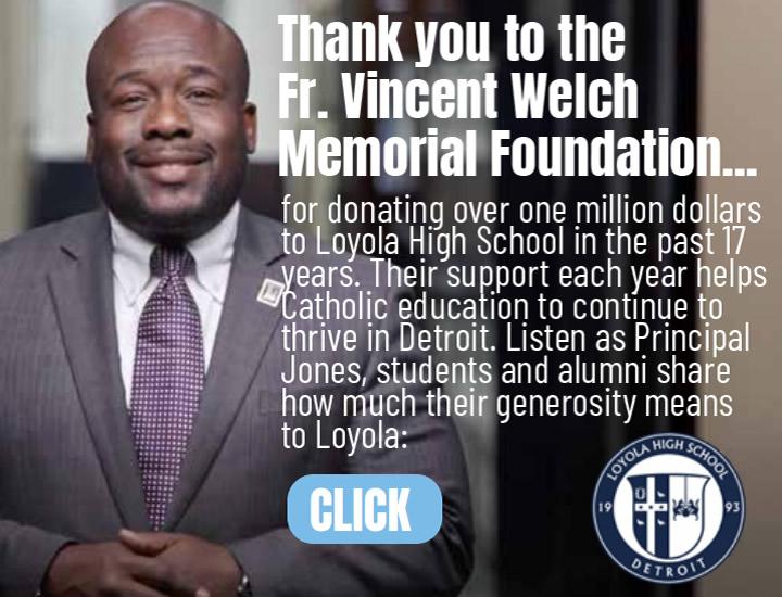 Fr. Vincent Welch Foundation