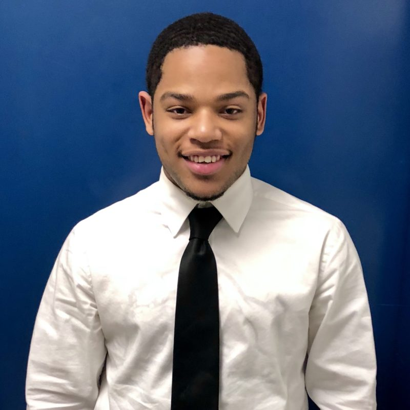 """The most important thing I've learned thus far from my LWEP experience is to always ask questions. My social skills have also gotten better around adults. I conduct myself well in my work environment."" Logan Warren '19 (Ford Motor Company - AARC)"