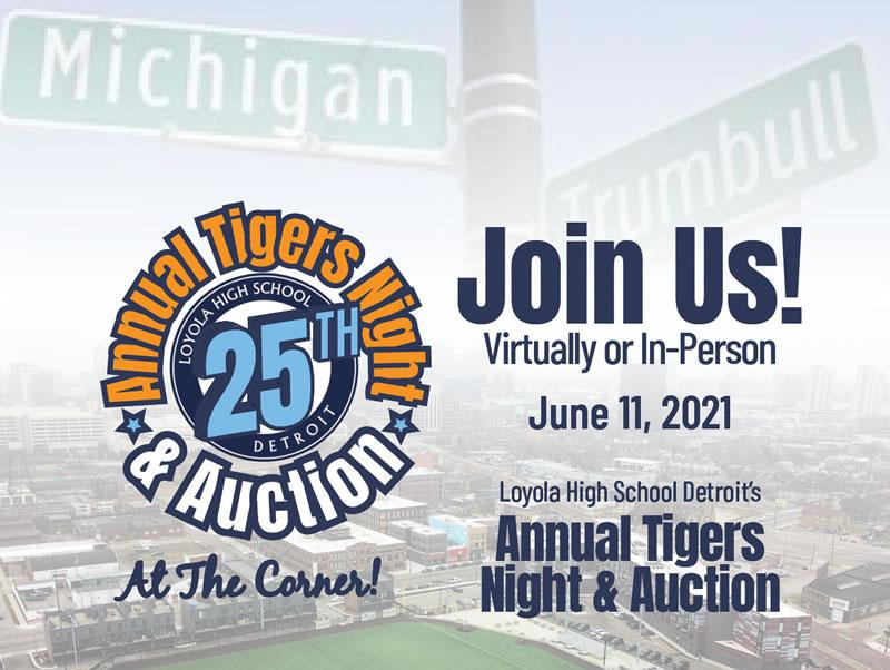 2021 Tigers Night
